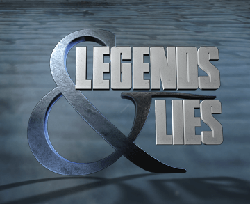 Legends & Lies by Bill O'Reilly and David Fisher